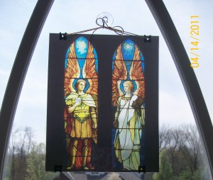 framed pergamos sardis